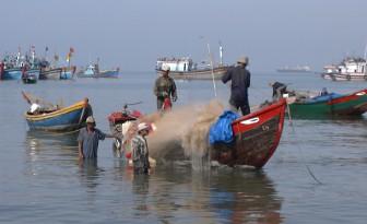 Рыбаки Южно-Китайского моря