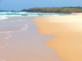 Пляж Золотой около Туй Хоа